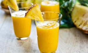 Manfaat buah nanas untuk kesehatan. Foto via ramesia