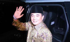 Mantan Ketua DPR, Ade komarudin. Foto via Detik