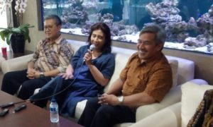 Menteri Kelautan dan Perikanan, Susi Pudjiastuti di Jakarta/Foto Fadilah / Nusantaranews