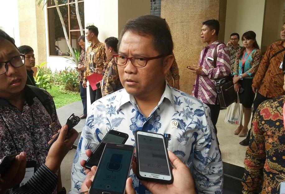 Menteri Komunikasi dan Informatika (Menkominfo) Rudiantara. Foto Fhadilah/Nusantaranews