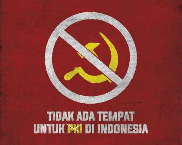 PKI dan Ideologi Komunis musuh bangsa Indonesia. Foto Ilustrasi/Ist