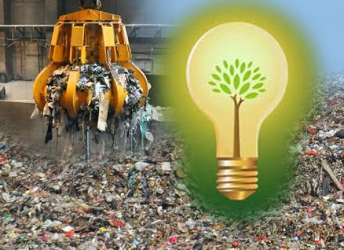 Pembangkit listrik berbasis sampah. Foto ilustrasi via listrikindonesia