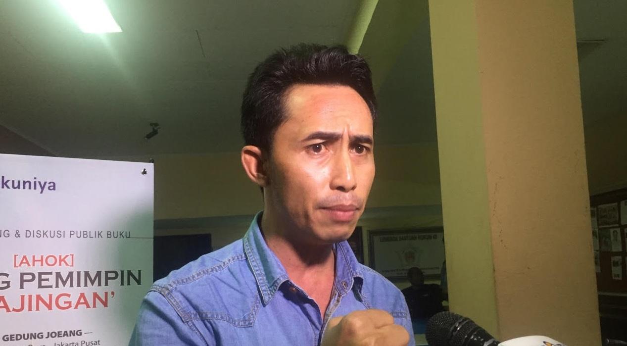 Pengamat Politik dari Universitas Mercu Buana Jakarta, Maksimus Ramses Lalongkoe. Foto nusantaranews via jakportal