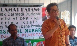 Politisi Partai Demokrasi Indonesia Perjuangan (PDIP), Darmadi Durianto. Foto Dok. Pribadi