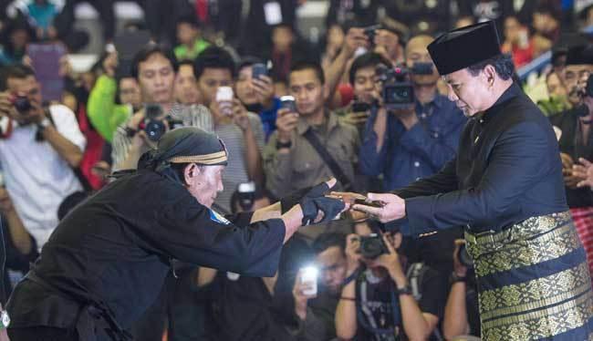 Prabowo Subianto Pimpin IPSI Periode 2016-2020. Foto via @nawacita