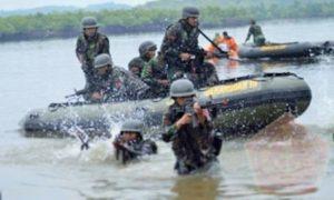 Ekspedisi Ralasuntai Raider Khusus 111/Karma Bakti/Foto: Dok. tni.mil.id