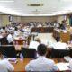 Rapat Kerja Komite II DPD RI bersama jajaran Kementerian Perhubungan (Dokumentasi Humas DPD RI). Foto DeniNusantaranews