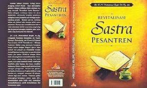 """Cover Buku """"Revitalisasi Sastra Pesantren""""/Foto: Dok. imgrum.net"""