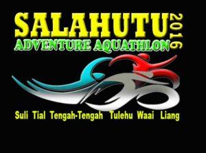 Salahutu Adventure Aquathlon 2016 Logo. Foto Dok. Kodam16pattimura