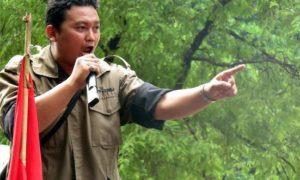 Sekretaris Jenderal KPBI Damar Panca Mulya. Foto via indoprgress