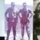 Letjen Jenderal TNI (Purn) Sjafrie Sjamsoeddin Waktu masih muda dan dalam masa tugas/Foto: Dok Pribadi/Ilustrasi Nusantaranews