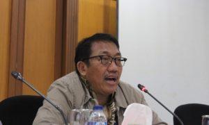 Spudnik Sujono usai konferensi pers refleksi Kementan akhir 2016 di kantornya, Pasar Minggu, Jakarta, Rabu, 28 Desember 2016/Foto Andika/NUSANTARAnews