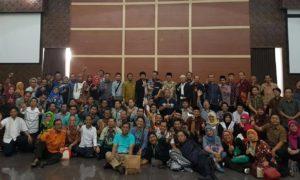 Temu Kangen dan Musyawarah Nasional Ke-5 Ikatan Keluarga Alumni UIN Sunan Kalijaga (MUNAS V IKA SUKA) Tahun 2016. Foto Nusantaranews