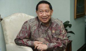 Wakil Ketua MPR RI, E. E. Mangindaan/Foto: Dok. Humas MPR RI