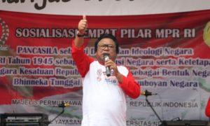 Wakil Ketua MPR RI, Oesman Sapta. Foto Dok. Humas MPR