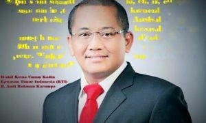 Wakil Ketua Umum Kadin Kawasan Timur Indonesia H.Andi Rukman Karumpa/Foto SelArt/Nusantaranews