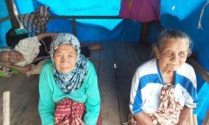 para lansia/Foto: Dok. Relawan Dompet Dhuafa/Nusantaranews