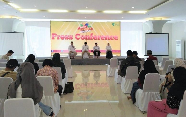 Public Gathering, Ajak Masyarakat Kenal Lebih Jauh Zona Madina/Foto Dok. CDD