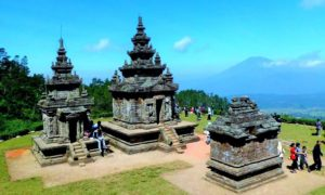 Gedong Songo, Semarang, Central Java/Foto: Dok. IndonesiaTourism