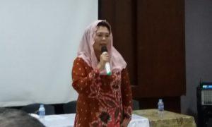 Zannuba Ariffah Chafsoh Rahman Wahid atau yang diakrab disapa Yenny Wahid pendiri Wahid Foundation. Foto Fadilah/Nusantaranews