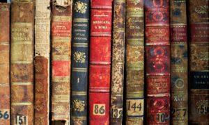 Old Books/Foto: Dok. global-ejournal.org