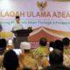 Wapres JK saat membuka kegiatan Halaqah Ulama ASEAN 2016 di Bogor, 14 Desember 2016/Foto : Dok. Tribunnews