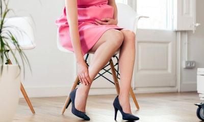 Alasan Ibu hamil dilarang mengenakan sepatu jinjit. foto via momjunction