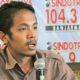 Koordinator SOS (Save Our Soccer), Akmal Marhali/Foto: Dok. Harian Terbit