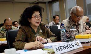 Menteri Kesehatan RI, Nila F. Moeloek/Foto : Dok. Humas DPD