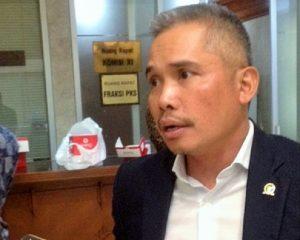 Wakil Ketua Komisi XI DPR RI, Achmad Hafisz Tohir/Foto Deni / NUSANTARAnews
