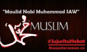 """Ilustrasi """"Maulid Nabi Muhammad SAW""""/LayOut SelArt"""