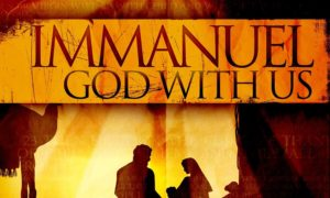 Immanuel – God With Us/Ilustrasi Foto by jimdavenport