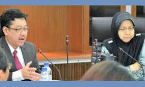 Direktur Jenderal Pembinaan Penempatan Tenaga Kerja dan Perluasan Kesempatan Kerja (Binapentasker) Hery Sudarmanto/Foto: Dok. Humas Kemnaker