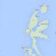 Gempa 6,6 SR Guncang Maluku/Foto via google map