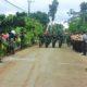 Napal Tilas Pasukan Infrantri Kodam V/Brawijaya di Hari Juang Kartika/Foto her/prspen081