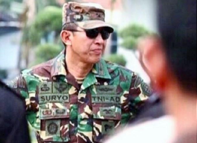 Letnan Jenderal TNI (Purn.) Johannes Suryo Prabowo/Foto : Dok. suryoprabowo.com