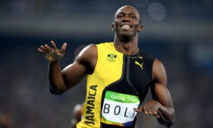 Atlet pelari asal Jamaika, Usain Bolt/Foto: Gatty Image