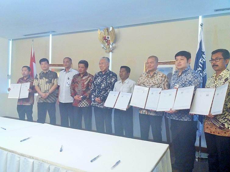 Kemendag Fasilitasi MoU Antara Produsen dengan Distributor Gula/Fadilah/NUSANTARAnews