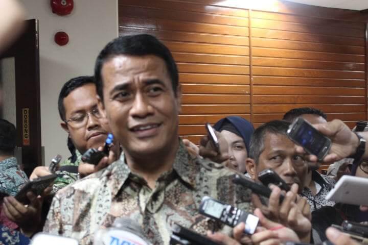 Menteri Pertanian (Mentan) Andi Arman Sulaiman/Foto Andika/NUSANTARAnews