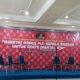 Panggung presentasi hasil penelitian di PP Muhammadiyah/Foto Fadilah/NUSANTARAnews