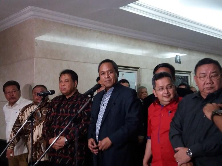 Wakil Ketua Komisi III DPR Benny K Harman/Foto: Rere Ardiansah/NUSANTARAnews