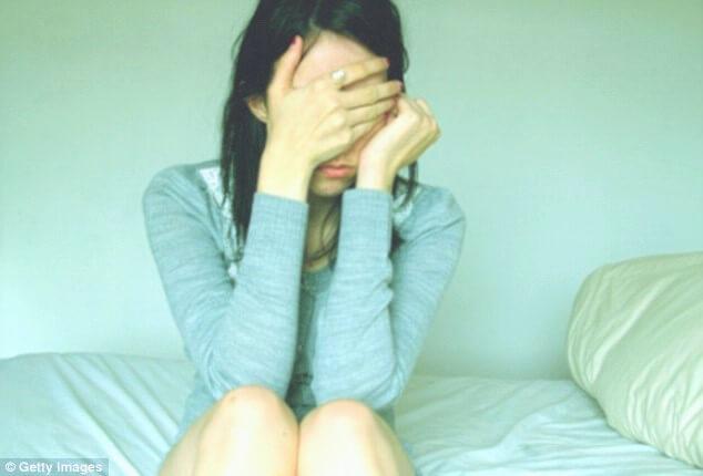 Ilustrasi Wanita Depresi/Foto: Dok. Getty Images