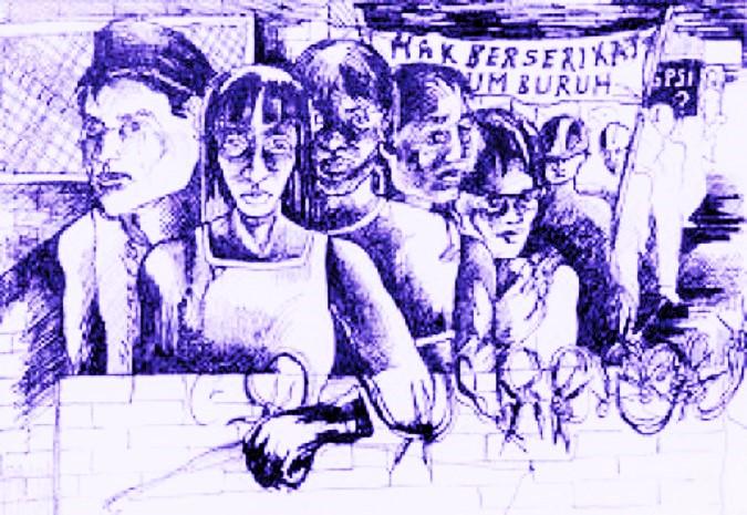 Hak Berserikat Kaum Buruh/Foto: gstatic.com