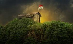 Rumahku, Indonesiaku/Foto ilustrasi: zanuara.com