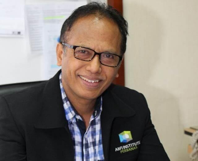 Akademisi Perbanas Institute Edy Sukarno. Foto Humas Perbanas