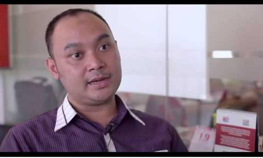 Anggawira Fungsionaris Partai Gerinda. Foto IST
