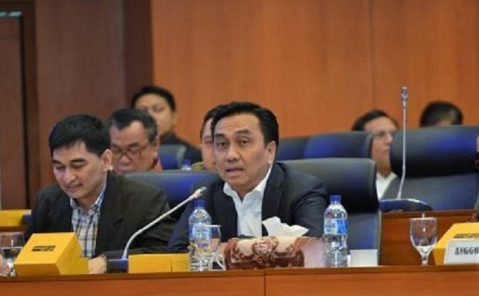 Anggota Komisi I Dewan Perwakilan Rakyat (DPR) RI, Effendi Simbolon/Foto: Parlementaria Terkini