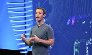 Pendiri sekaligus CEO Facebook, Mark Zuckerberg/Foto: Toronto Star