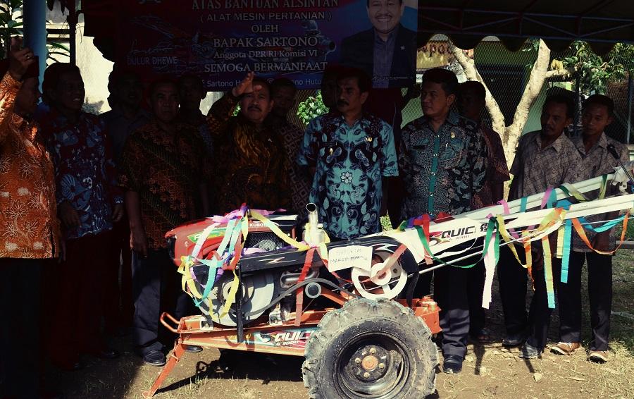 DPRD Pacitan Kunjungan ke Kampung SBY. Foto Nurcholis/Nusantaranews