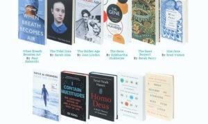 Wellcome Book Prize Umumkan Daftar Penulis Dari 5 Negara 3 Benua/Foto: Croping Beranda wellcomebookprize.org